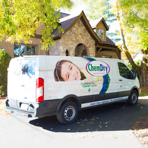 Century Chem-Dry provides professional carpet and upholstery cleaning services